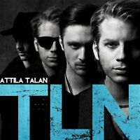 ATTILA TALAN - TLN   CD NEW