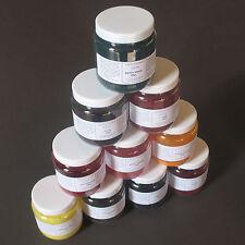 50g Fibrecrafts Acid Dye - Bottle Green - 100% Dye Stuff for Silk, Wool, Nylon