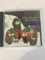 A Very Veggie Christmas by Big Idea Productions Tested Rare Vintage Ships N 24h