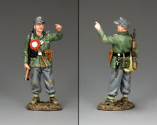 KING AND COUNTRY WW2 German Military Policeman WH059