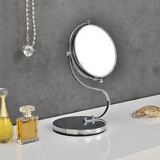 """[en.casa] Miroir cosmétique 6"""" miroir Make Up miroir grossissant 10x"""