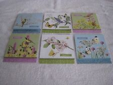 Marjolein Bastin 6 Assorted Note Cards ~ New Oop