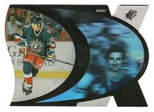 WAYNE GRETZKY 1997-98 SPx #30 Hologram Sample New York Rangers NHL THE GREAT ONE