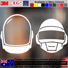 Daft Punk Sticker Decal Thomas Guy JDM Car PS3 PS4 Xbox vinyl 17.5 cm x 10.5 cm