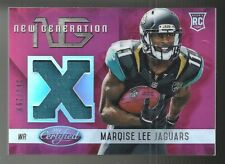 Marqise Lee 2014 Certified Event Material Jacksonville Jaguars RC  #163/299