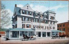 Liberty, NY 1912 Postcard: Liberty House - New York