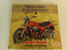 Moto Guzzi die großen V Zweizylinder Motorräder die Geschichte machten 750 S 3