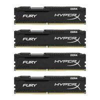 For Kingston HyperX FURY 8GB 16GB 32GB DDR4 3200MHz CL18 DIMM Desktop RAM UKDL