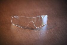 PolarLenz Clear / Transparent Replacement Lens for-Oakley RadarLock sunglasses