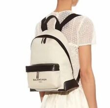 White Bag BALENCIAGA Backpack Paris