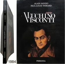 Luchino Visconti cinéaste 1984 Alain Sanzio Paul-Louis Thirard cinéma films