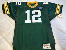AARON RODGERS AUTHENTIC NFL PACKERS NEW WILSON JERSEY Adult SZ 46  Jersey