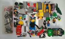 LEGO Assorted Used Bricks Parts Vehicles Figurines