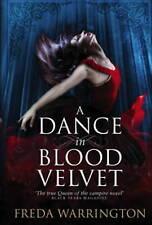 New, A Dance in Blood Velvet (Blood Wine Sequence), Freda Warrington, Book