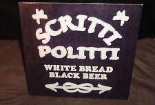 Scritti Politti - White Bread Black Beer (CD) Digi-Pak