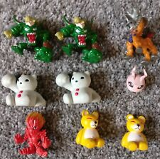 Joblot/Collection of Digimon Tomy Figures