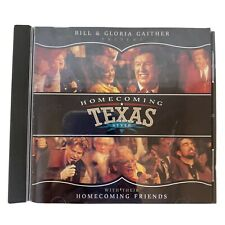 Bill & Gloria Gaither With Their Homecoming Friends - Homecoming Texas Style CD