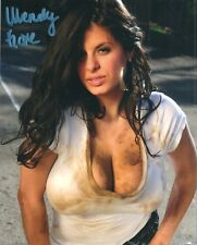 Wendy Fiore American Glamour Model Signed Photo #19A Exotic Photos Large Breasts