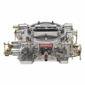 Edelbrock 9905 Performer Remanufactured 600 CFM Carburetor with Manual Choke