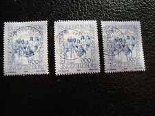 VATICAN - timbre yvert et tellier n° 1124 x3 obl (A28) stamp
