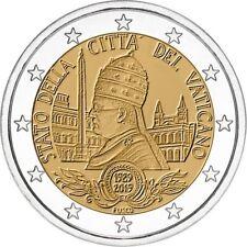 2 euro commémorative Vatican 2019 BU - 90 ans Etat du Vatican