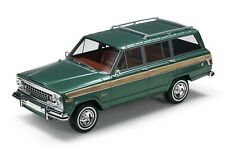 LS Collectibles 1963 Jeep Grand Wagoneer Hunter green 1/18 Scale New! LE of 100
