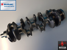 GENUINE NEW SUZUKI GRAND VITARA 2.0 VVT PETROL J20A CRANKSHAFT ASSEMBLY 2005+