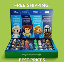 *BIG SALE* ALL Woolworths Disney+ Ooshies FREE NEXT DAY SHIPPING, BEST PRICES
