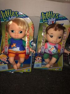 Littles by Baby Alive - Little Zack And Little Maya