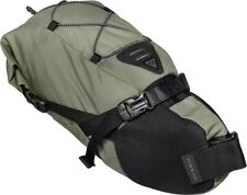 Topeak Backloader 10L Saddle Bag - Green