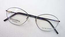 Titanbrille Damen Fassung nickelfrei stabil leicht zierlich schwarz frame size S