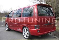 VW T4 90-03 Rear door spoiler 1 door TAILGATE roof cover wing trim BUS Barn VAN