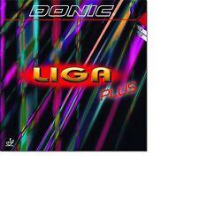 Donic Liga Plus Revestimiento de Ping Pong