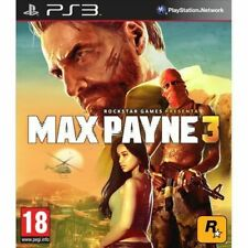 Max Payne 3 PS3 playstation 3 jeux action aventure games spelletjes 543