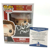 DANIEL STERN SIGNED AUTOGRAPH HOME ALONE FUNKO POP MARV BECKETT BAS 39