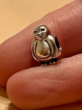 Genuine Pandora Silver Penguin 790243