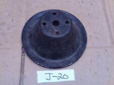USED WATER PUMP PULLY PULLEY CHEVELLE SS NOVA CAMARO SBC 327 350 283 307 400 383