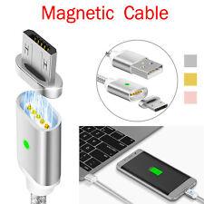 Nuevo Adaptador USB Magnético Cargador Datos SINCRONIZACIÓN Cable de carga para Android Móvil
