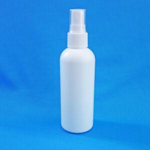 5x 100ml Sprühflasche HDPE Pumpsprühflasche für Desinfektionsmittel Zerstäuber