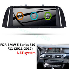"For BMW 5 Series F10/F11 Android 9.0 10.25"" 2GB RAM 8-core Car GPS DVD Navi NBT"