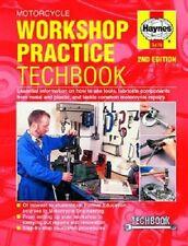 Haynes Motorcycle Workshop Practice Starter Techbook- Services Repairs Dirtbike