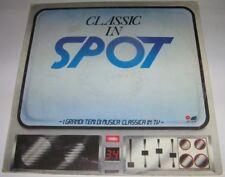 CLASSIC IN SPOT I GRANDI TEMI DI MUSICA CLASSICA IN TV LP VINILE 33 GIRI