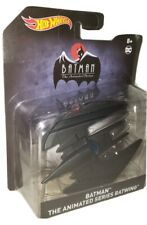 Hot Wheels - Batman The Animated Series Batwing FAST SHIPPING