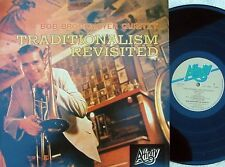 Bob Brookmeyer US Reissue LP Traditionalism revisited NM Jazz Cool Post Bop