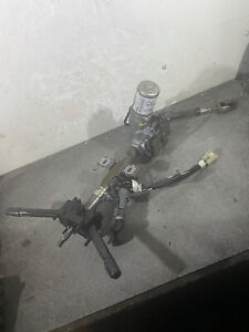 MGF 1998 Steeing Column Electric Motor Type With Ignition & Key QMB10570