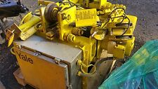 Yale 1 12 Ton Cable Hoist With Trolley