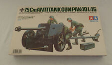 TAMIYA - 1: 35 - 7,5cm ANTI TANK GUN pak40/l46 mm147 n. 47-OVP-KIT