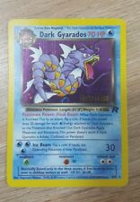 Pokemon Card: PRERELEASE promo Dark Gyarados Team Rocket 8/82 - Near Mint
