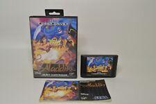 Sega Mega Drive Spiel | Disneys Aladdin | Blitzversand?