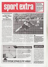 BL 92/93 VfB Stuttgart - FC Schalke 04  (Sport extra)